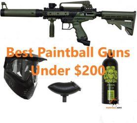How much is Paintball Guns - Paintball Guns Under $200