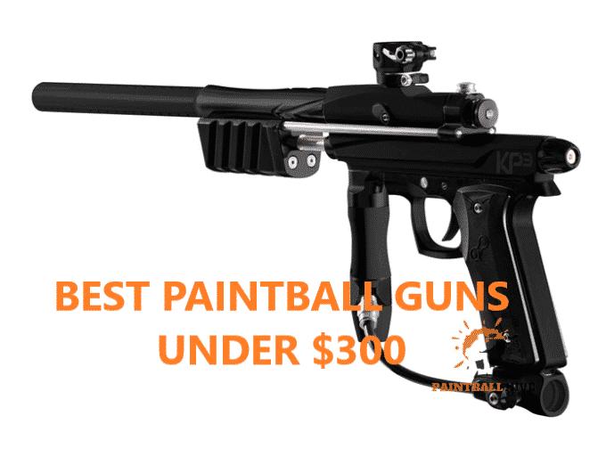PAINTBALL GUNS UNDER $300