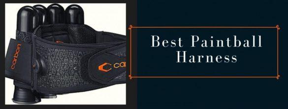 Best Paintball Harness