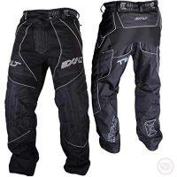 Exalt Paintball T4 Pants (Black - Grey, L)