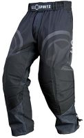GI Sportz Competition Glide Paintball Pants – Black (Small)