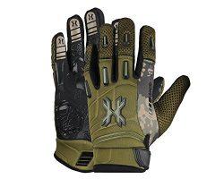 HK Army FULL FINGER Hardline Paintball Gloves