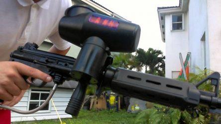 How Loud Are Paintball Guns