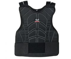 Maddog Padded Chest Protector – Black