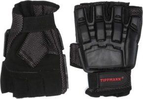 Tippmann Armored Gloves – Hard Back - Fingerless