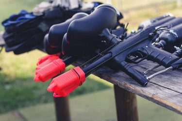 What Paintball Guns Do Pros Use