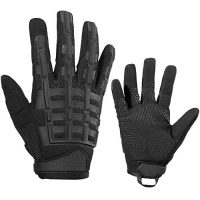 YOSUNPING Tactical Rubber Knuckle Full Finger Gloves