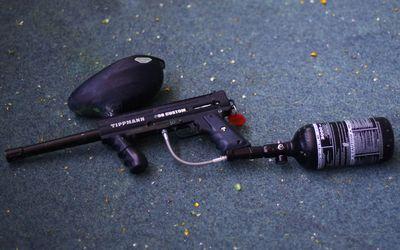 Can paintball guns kill
