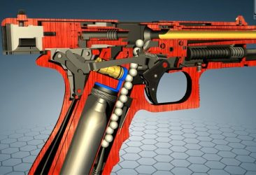 How Does Airsoft Gun Work