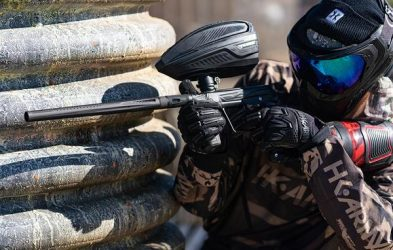 How do paintball barrel inserts work