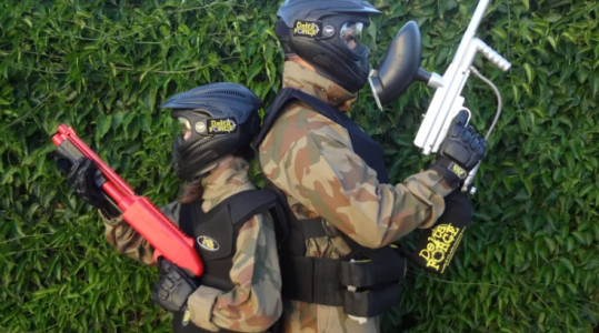How Old Do You Have To Be To Play Paintball