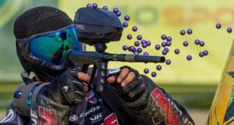 How do paintball hoppers work