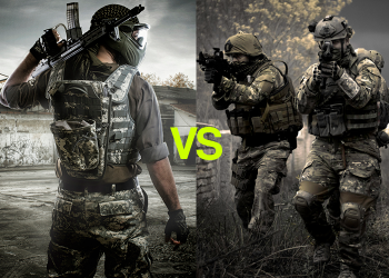 paintball vs airsoft