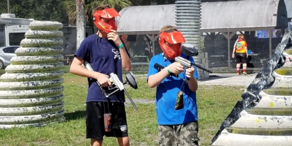 what to wear to paintball in the summer