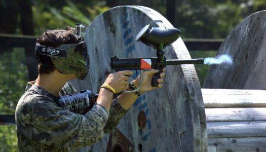How To Shoot A Paintball Gun