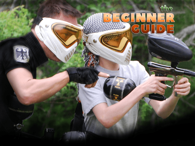 how to get into paintball
